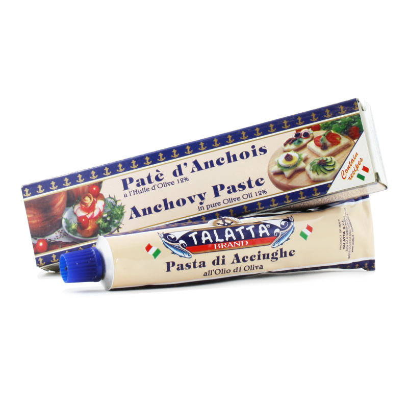 Anchovy Paste in olive oil 60g