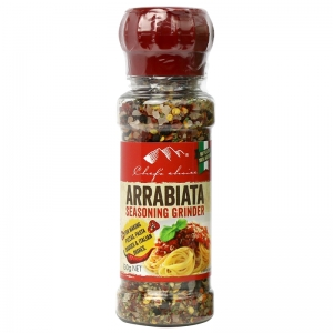 Chef's Choice Arrabiata Seasoning Grinder 130g