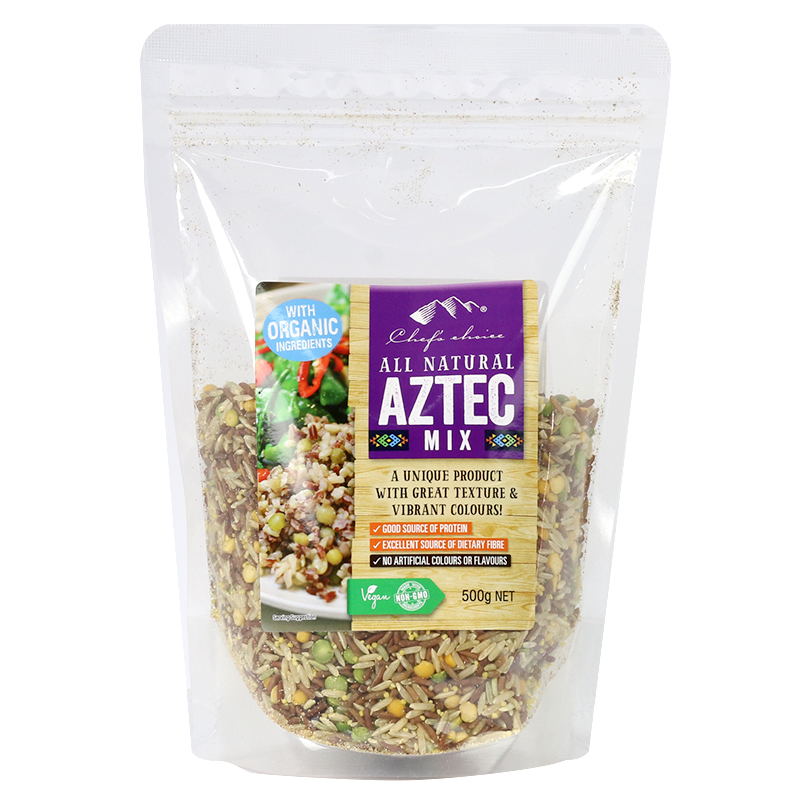 Chef's Choice All Natural Aztec Mix 500g