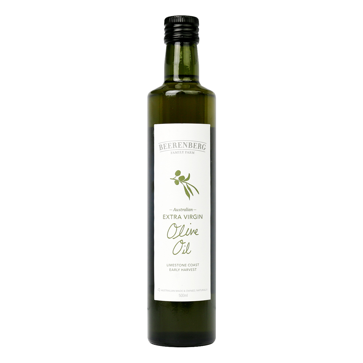 Australian Extra Virgin Olive Oil 500mL