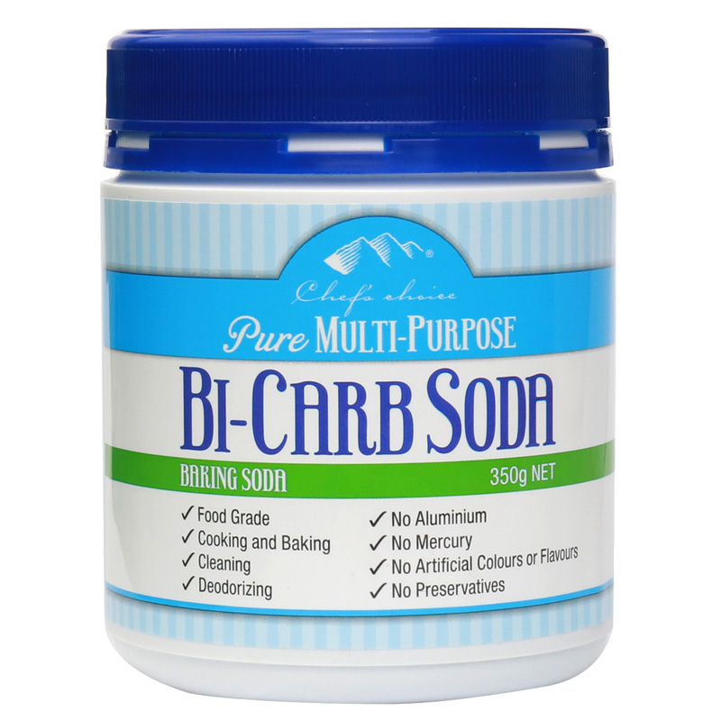 Chef's Choice Pure Multi-Purpose Bi-Carb Soda 350g