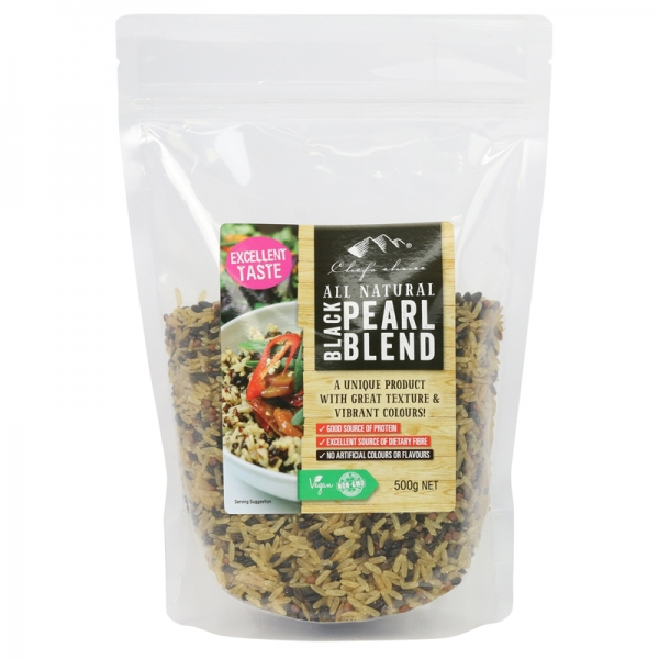 Chef's Choice All Natural Black Pearl Blend 500g