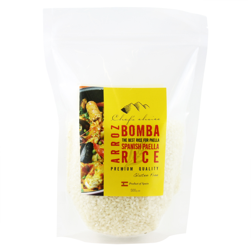 Bomba Spanish Paella Rice 500g