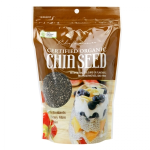 Chef's Choice Certified Organic Chia Seed 500g