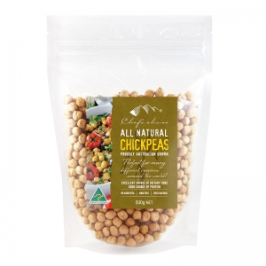 All Natural Chickpea 500g