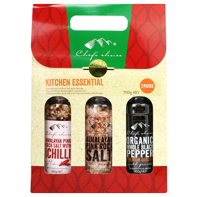 Kitchen Essential Christmas Gift Pack 700g NET