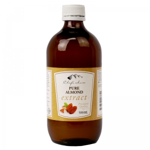 Pure Almond Extract 500mL