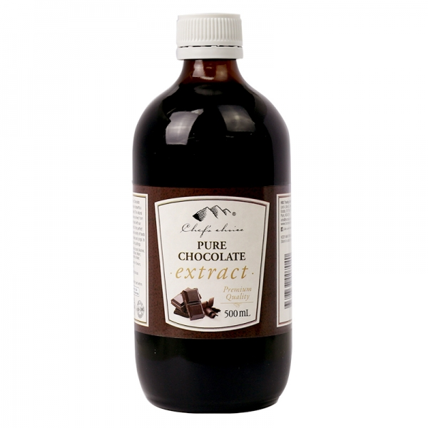 Pure Chocolate Extract 500mL