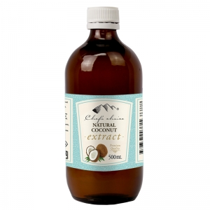 Natural Coconut Extract 500mL