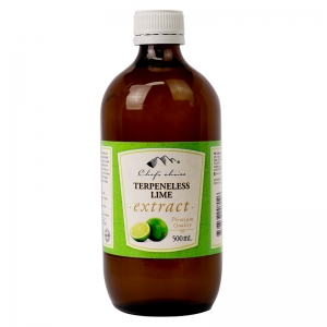 Terpeneless Lime Extract 500mL