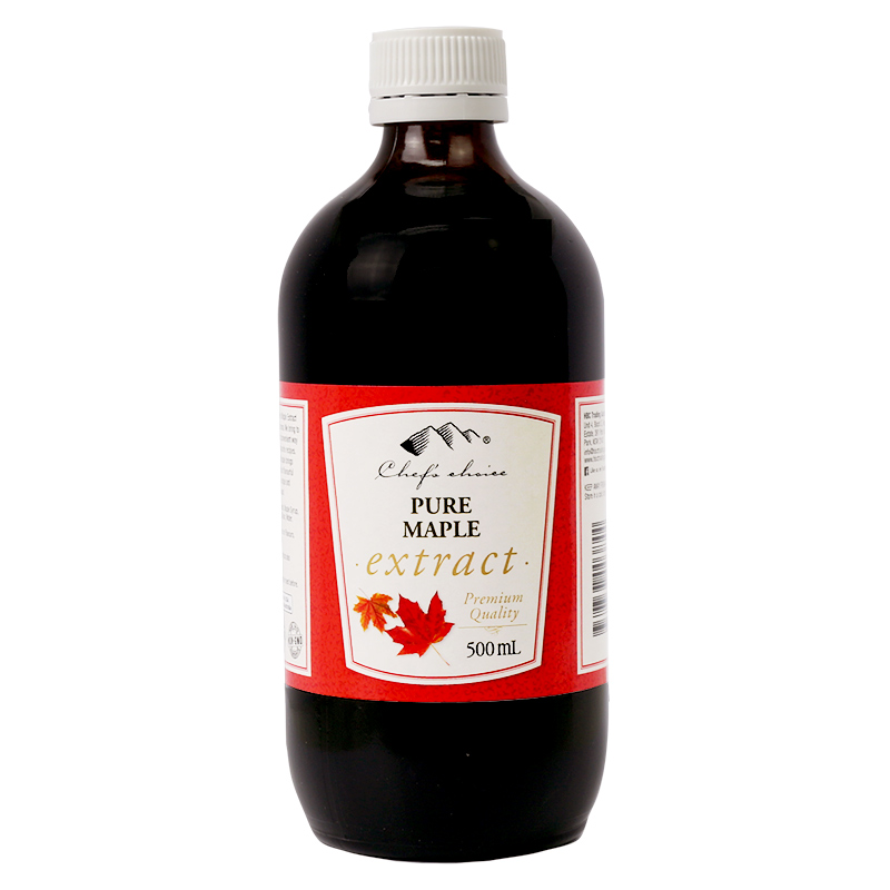 Pure Maple Extract 500mL