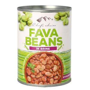Chef's Choice Fava Beans in Brine 400g