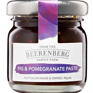 BEERENBERG Fig & Pomegranate Cheeseboard Paste Pot 40g