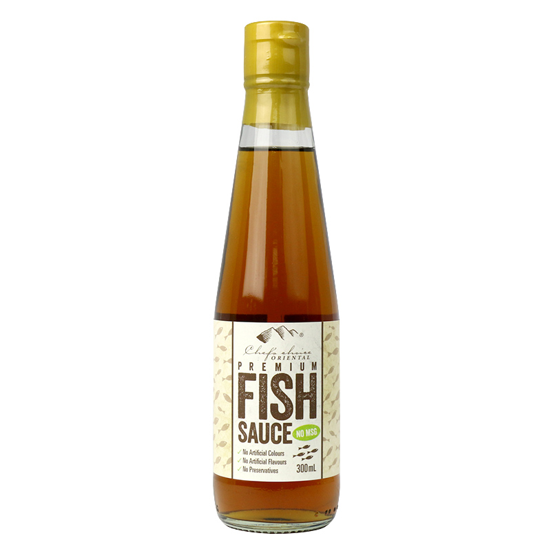 Chef's Choice Oriental Premium Fish Sauce 300mL