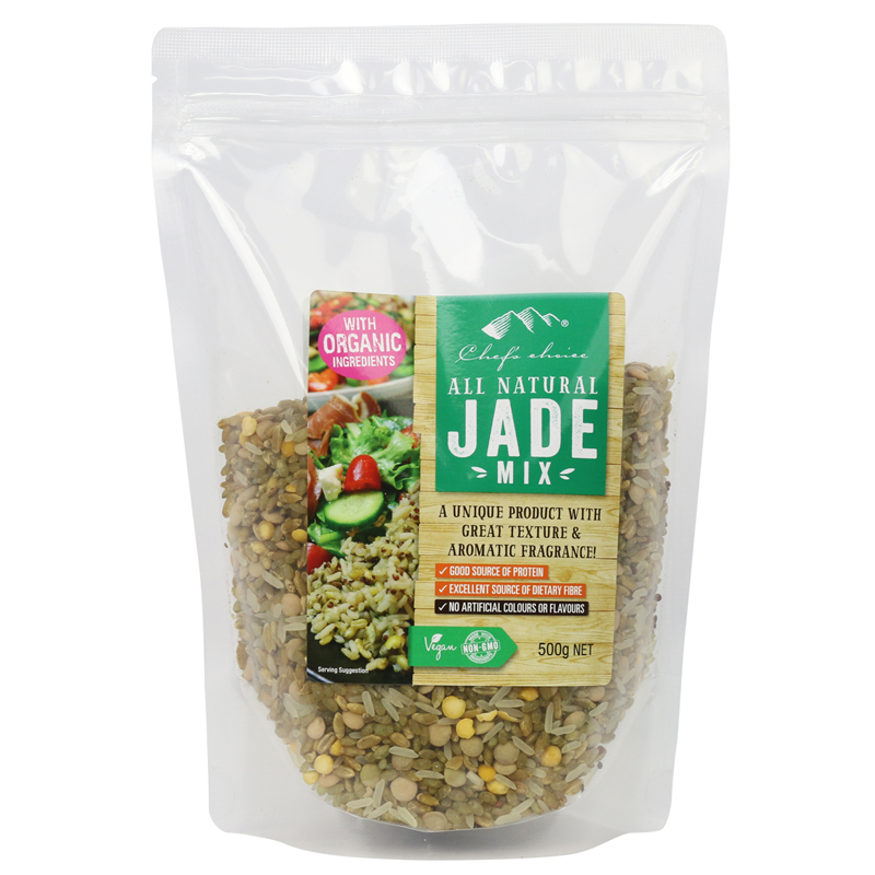 Chef's Choice All Natural Jade Mix 500g