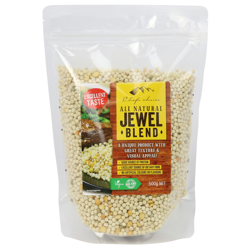 Chef's Choice All Natural Jewel Blend 500g