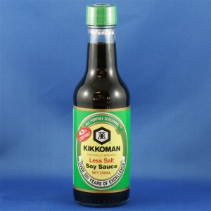 Soy Sauce Less Salt 250ml