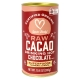Lovin' Body Certified Organic Raw Cacao Drinking Hot Chocolate with Superfoods 300g