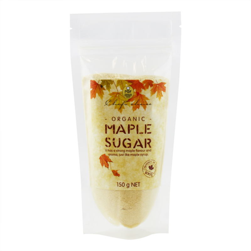 Organic Maple Sugar 150g