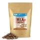 Chef's Choice Certified Organic Milk Chocolate Couverture Drops 300g