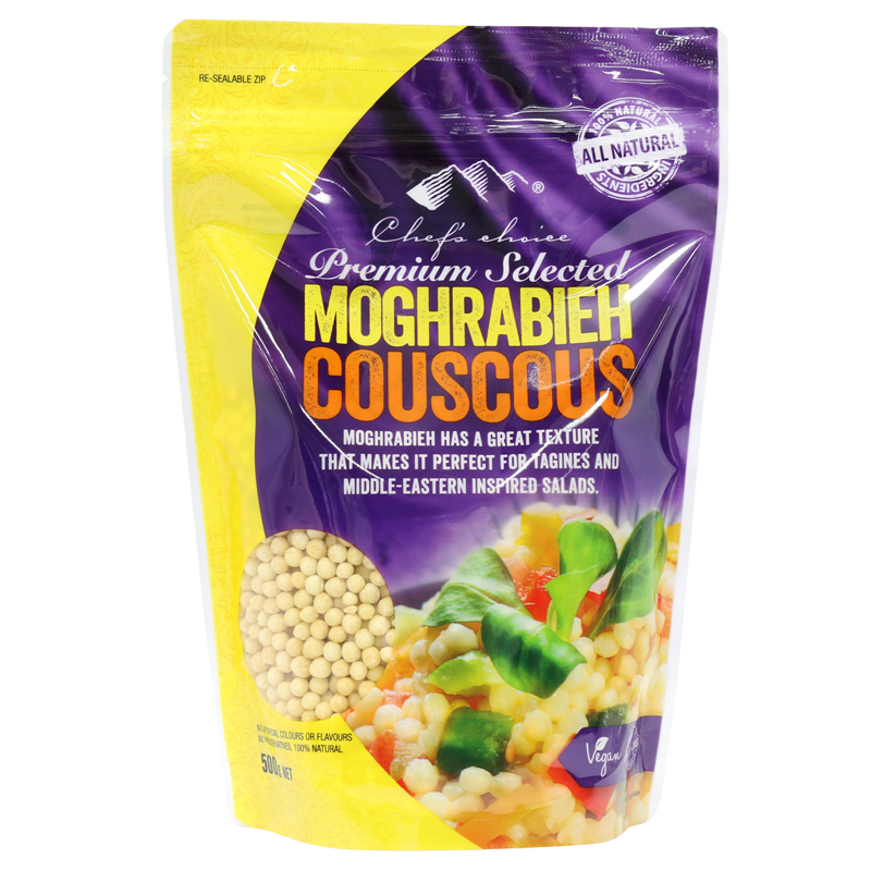 Chef S Choice Moghrabieh Couscous 500g