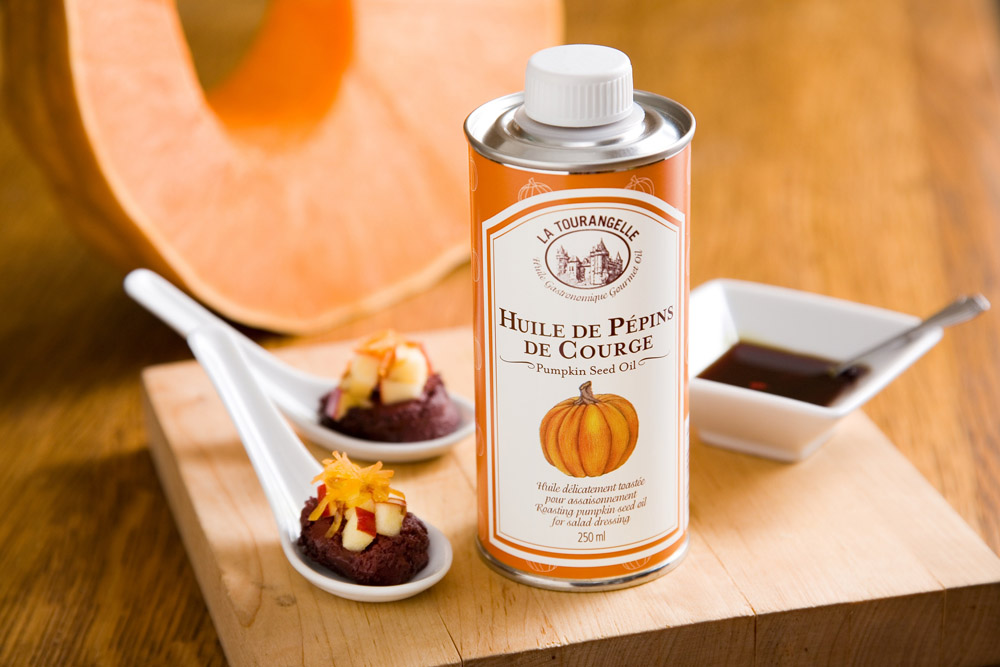 Pumpkin Seed Oil - French LaTourangelle Artisan Oil