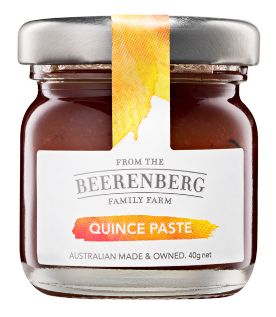 BEERENBERG Quince Cheeseboard Paste Pot 40g