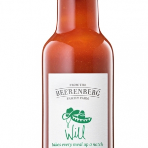 BEERENBERG Red pepper & Chipotle Sauce 300mL