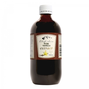 Chef's Choice Pure Vanilla Extract 500mL
