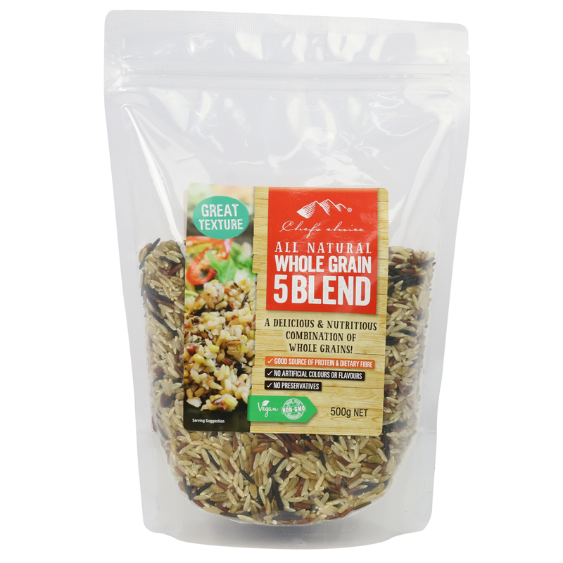 Chef's Choice All Natural Whole Grain 5 Blend 500g